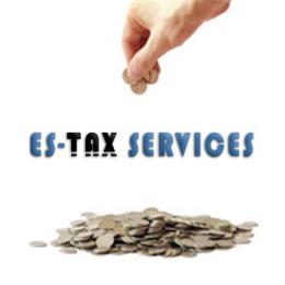 logo ES-TAX SERVICES